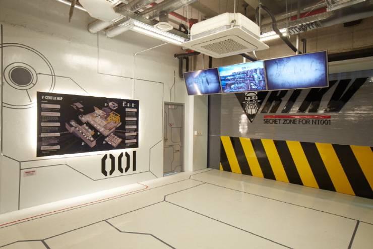 브이센터 the LIVE MUSEUM: charle&company의  방