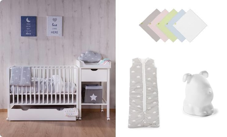 Babyzimmer von Funique Furniture