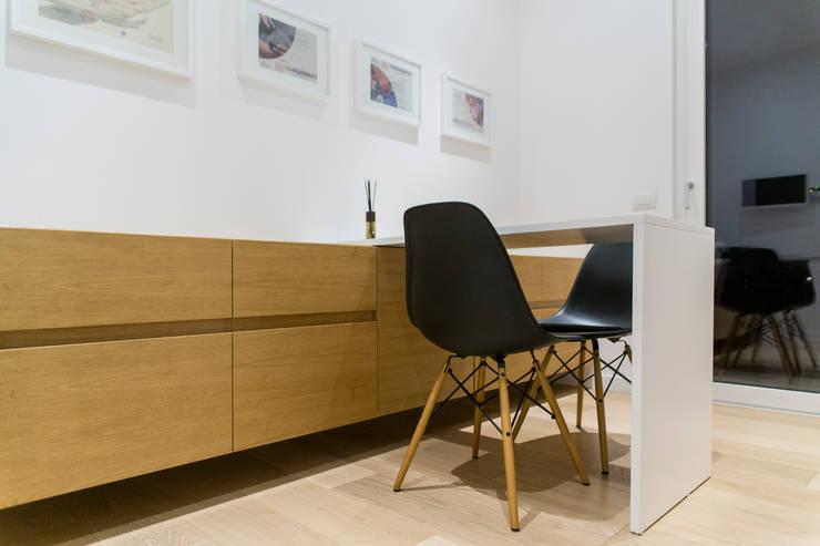 Un fantastico appartamento in stile moderno scandinavo for Appartamento stile moderno