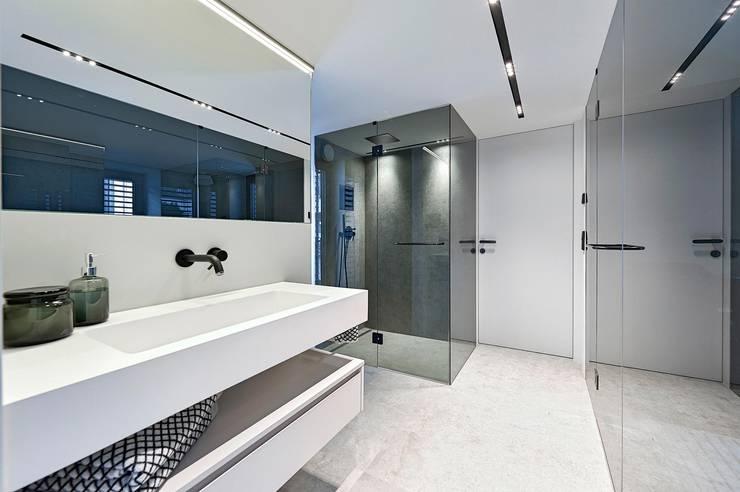moderne Badezimmer von FADD Architects
