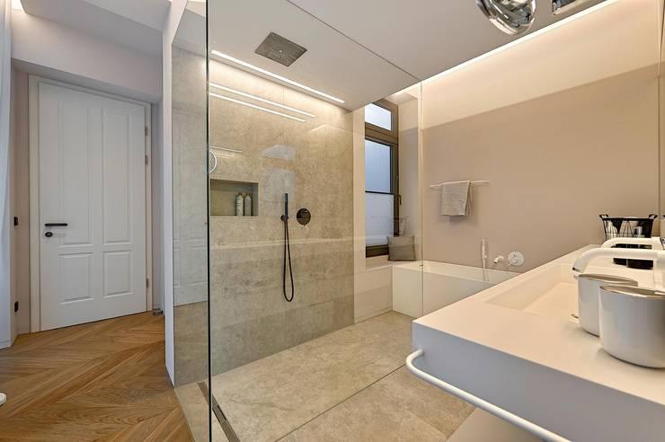 Projekty,  Łazienka zaprojektowane przez FADD Architects