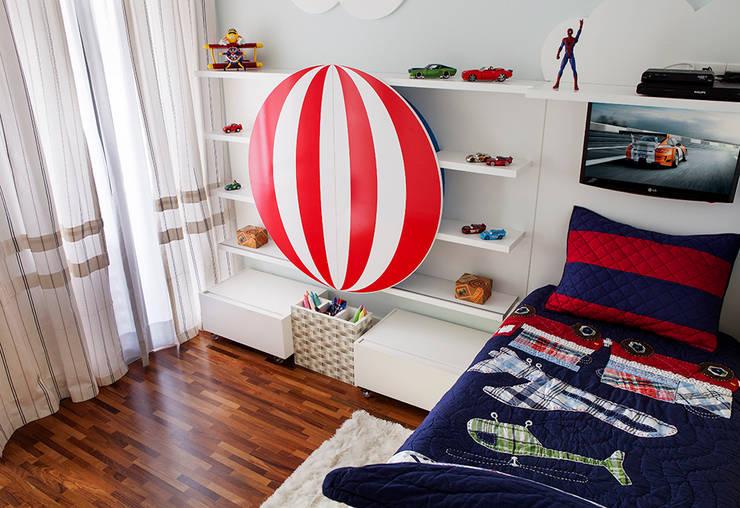 غرفة الاطفال تنفيذ Infinity Spaces