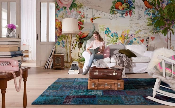Interior landscaping by Intense mobiliário e interiores;