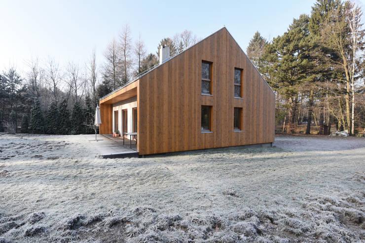 Дома в . Автор – KOZIEJ ARCHITEKCI