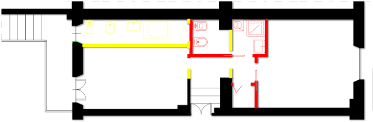 VIA CEVA:  in stile  di LAB16 architettura&design