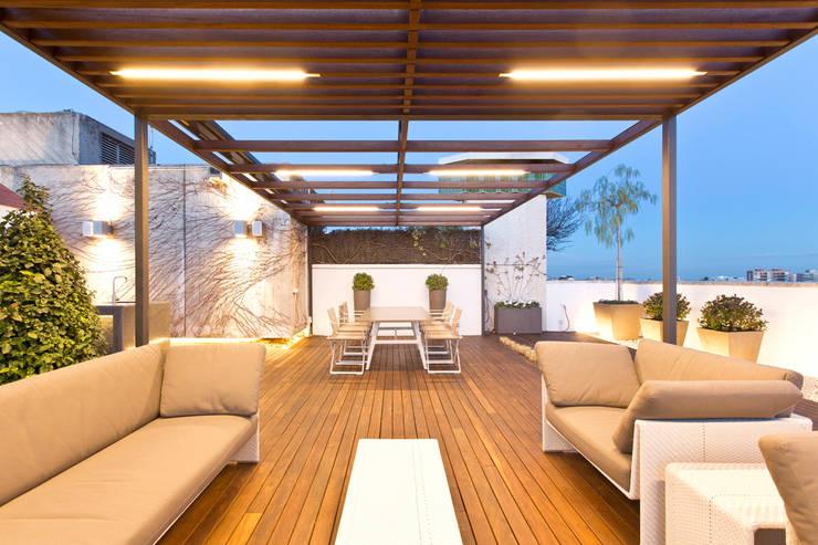 Terrasse von Garden Center Conillas S.L