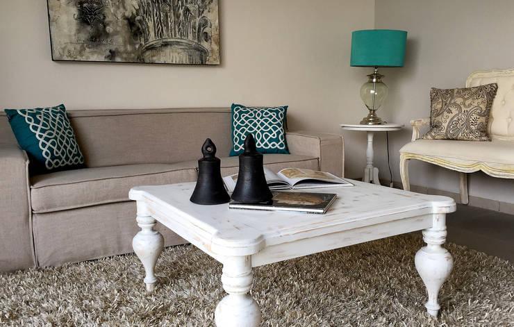 Interior Design: Salas de estilo  por ESTUDIO FD