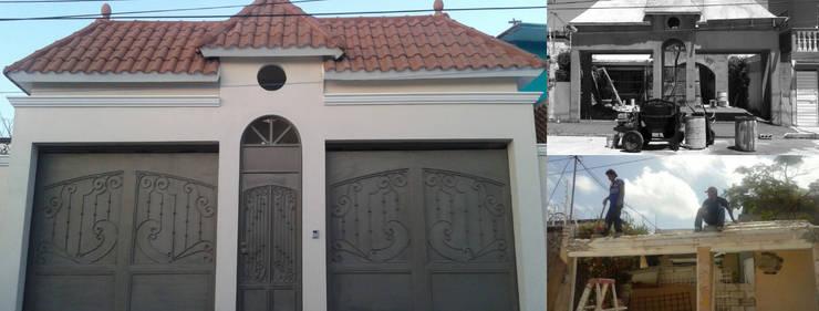 """CASA """"PICCOLA ITALIA"""" : Casas unifamiliares de estilo  por SG Huerta Arquitecto Cancun"""