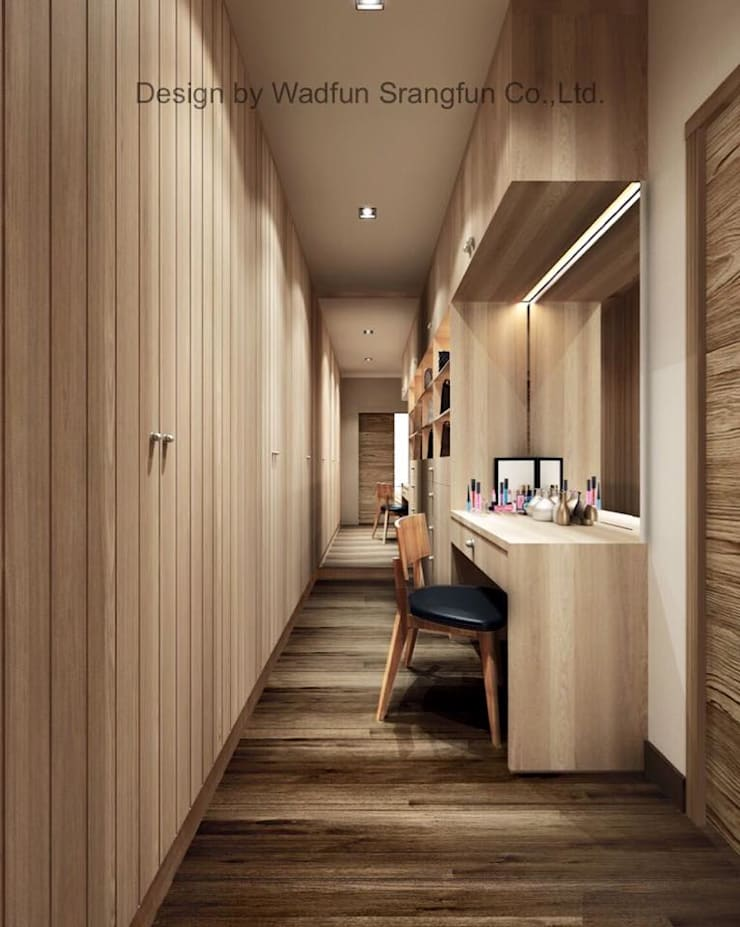 งานออกแบบบ้านพักอาศัย2ชั้น:   by บริษัท วาดฝัน สร้างฝัน จำกัด