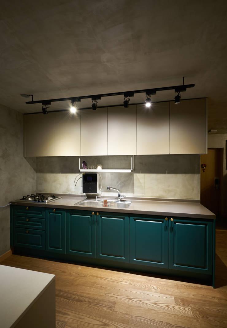 Keuken door 공상플래닛