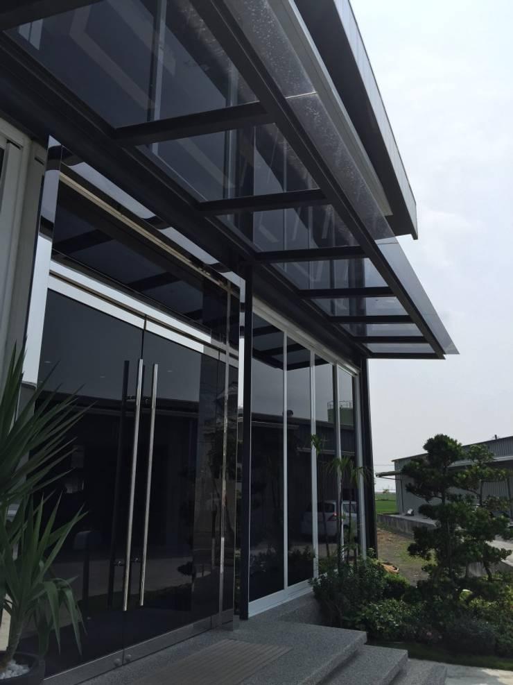 系統展示空間設計規劃:  房子 by 延伸建築 室內設計 EXTENSION DESIGN STUDIO