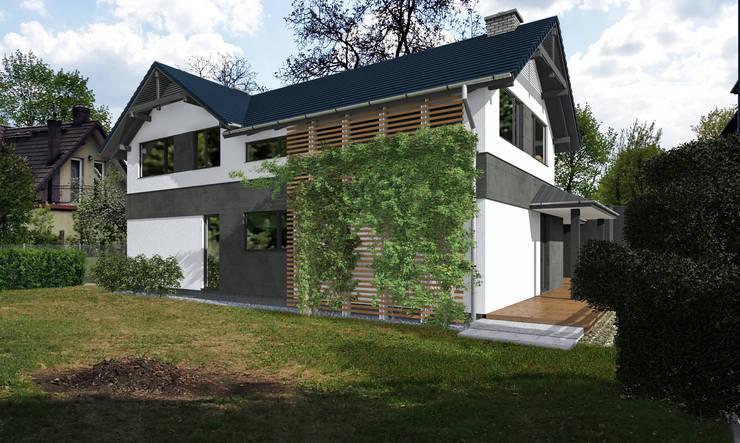 Houses by ABC Pracownia Projektowa Bożena Nosiła