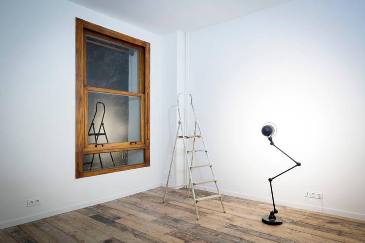 Projekty,  Okna zaprojektowane przez MELANIE LALLEMAND ARCHITECTURES