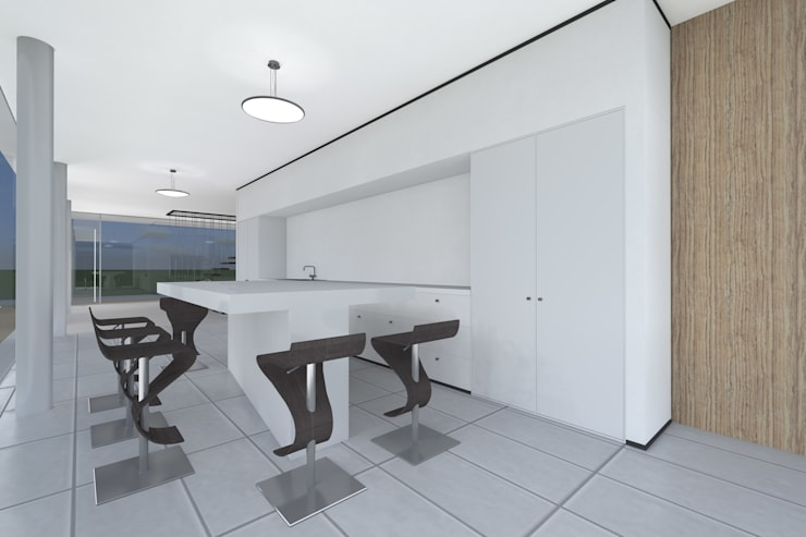 Kitchen by PLURALLINES - Ideias, Projectos e Gestão Lda
