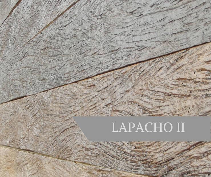 LAPACHO II: Paredes y pisos de estilo  por AG Outdoor Design