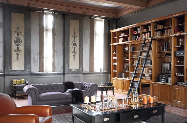 COMPOSITIONS : Estudios y oficinas de estilo  por Conexo.
