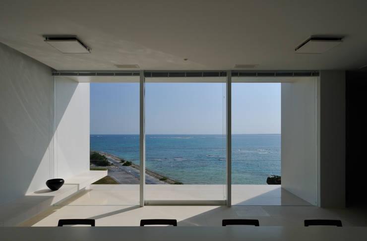 FRSW-HOUSE: 門一級建築士事務所が手掛けたキッチンです。