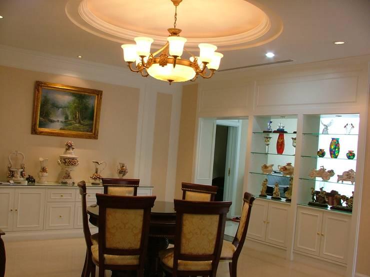 บ้านหรูเฟอร์นิเจอร์โทนสีขาว:   by     Avatar Co., ltd.