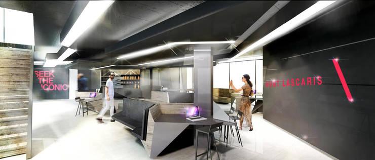 TBWA SA Hunt/Lascaris:  Office buildings by Premiere Design Studio