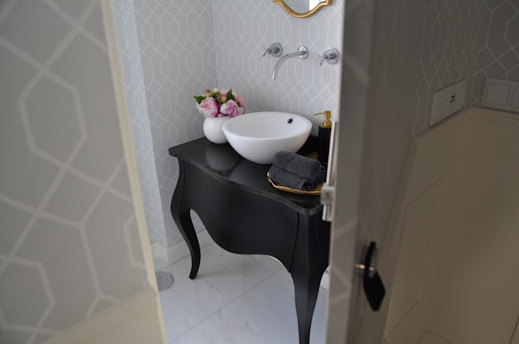 Perfect Home Interiors:  tarz Banyo