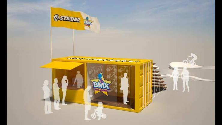 Desporto INSIDE THE BOX:   por BOXCODE