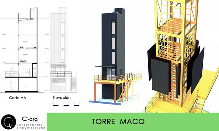 arquitectura:  de estilo  por c-arq