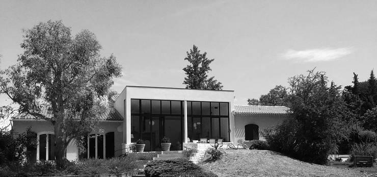 Salones de eventos de estilo  de Cardo architectures