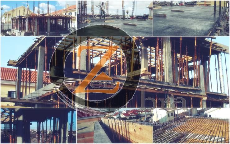 Construção Vivenda:   por ObraZen