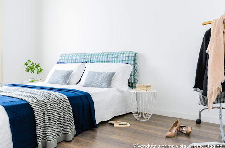 Bedroom by Venduta a Prima Vista, Minimalist