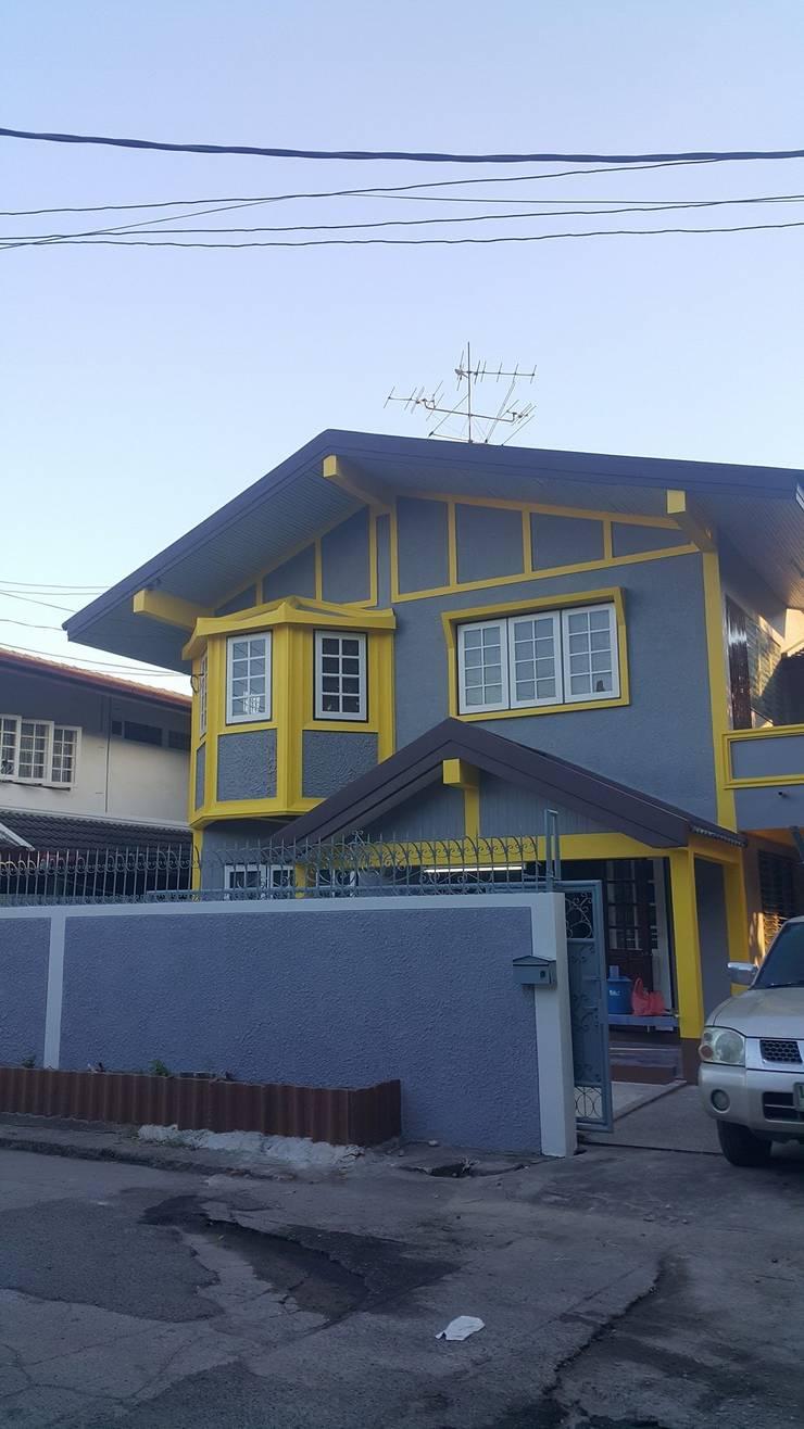Renovate บ้านเดี่ยว:   by บอส รับเหมาก่อสร้าง