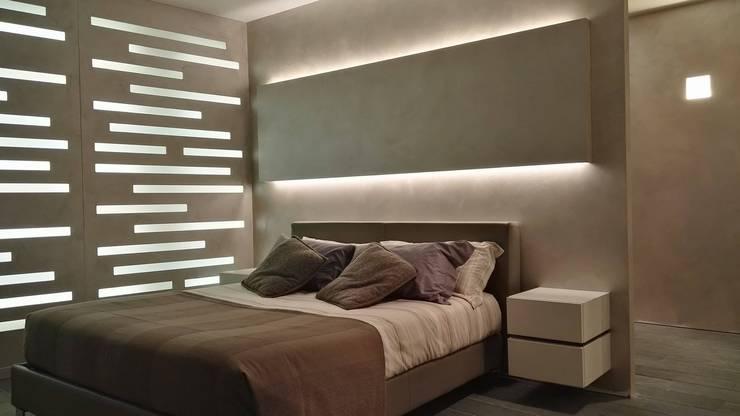 Illuminazione camera da letto by formarredo due design homify
