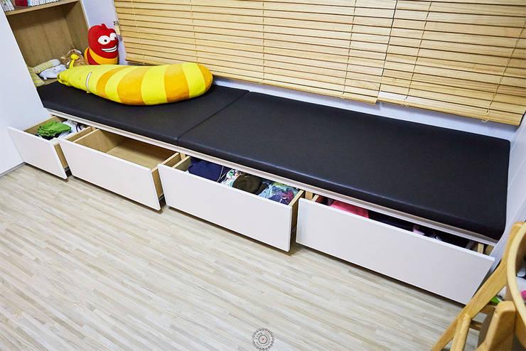 Kinderzimmer von 제이앤예림design