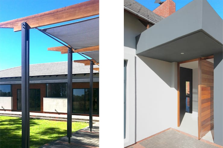 Lillyvale House 01:  Houses by Sergio Nunes Architects