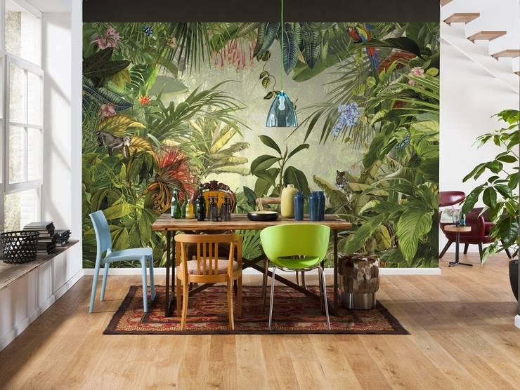 غرفة المعيشة تنفيذ K&L Wall Art