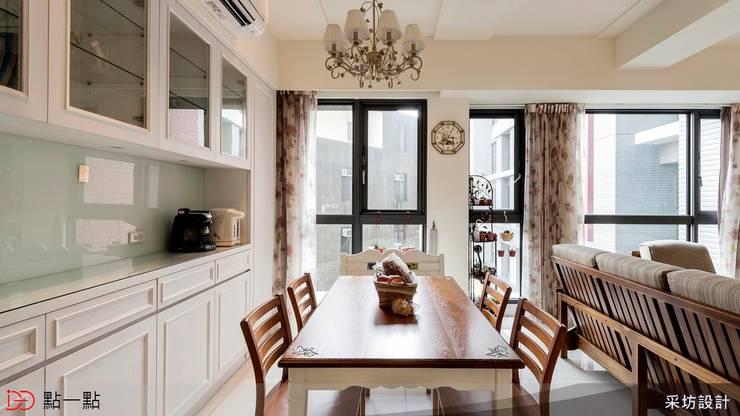 采坊室內設計:  廚房 by iDiD點一點設計
