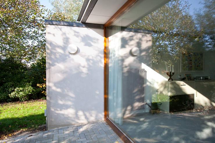 Pui en schijven:  Huizen door De E-novatiewinkel, Modern IJzer / Staal