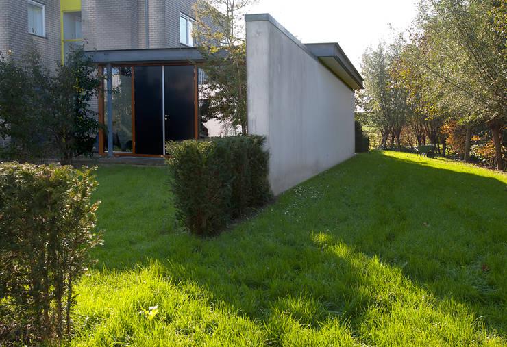 Schijf:  Huizen door De E-novatiewinkel, Modern Hout Hout