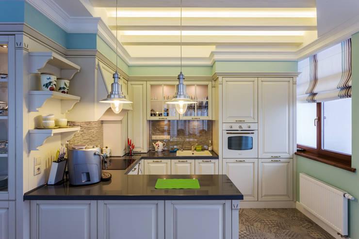 Kitchen by Строительная компания Конструктив Крым