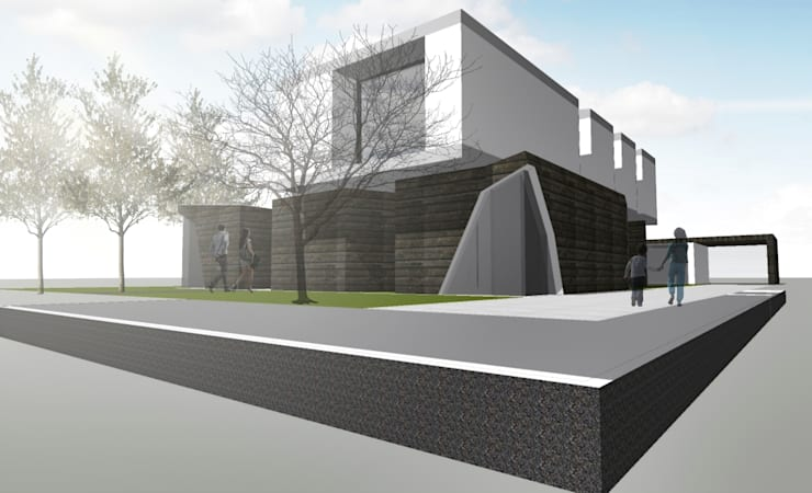 Work in progress | Home | Santarém: Casas  por Paulo Miguez Arquitectos