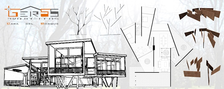 PORTADA :  de estilo  por GerSS Arquitectos