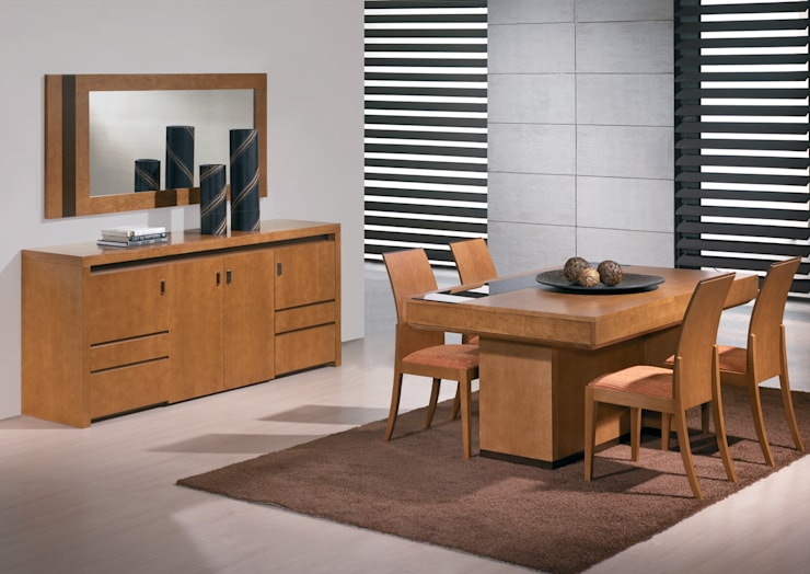 modern  by Miguel Andrade, Modern MDF