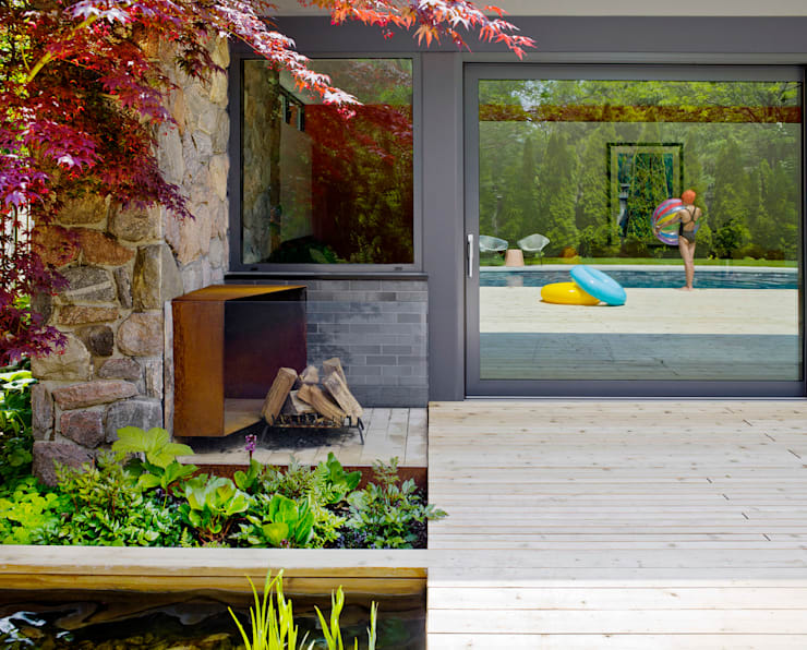 Pool House:  Houses by +tongtong