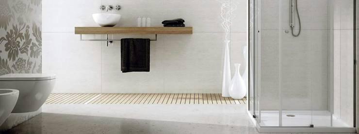 Baños de estilo  por TODO PARA LA DUCHA