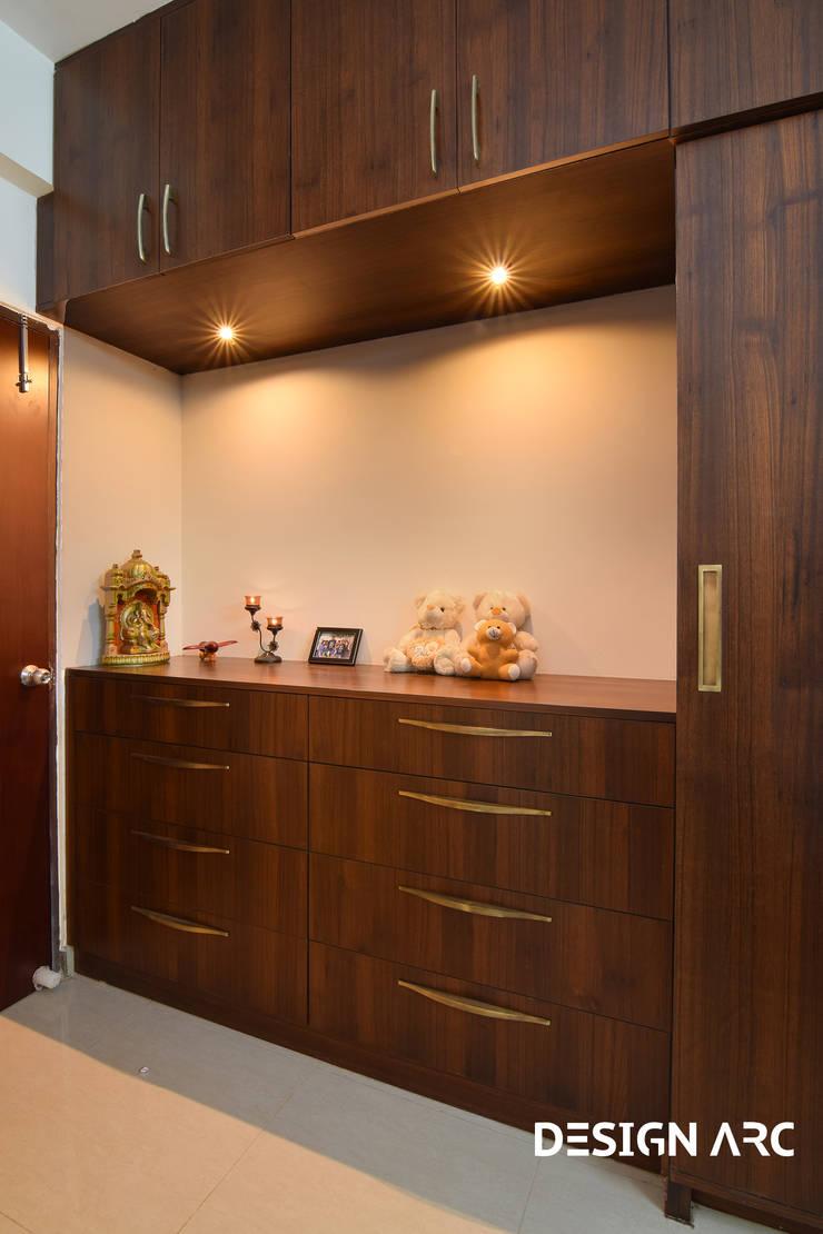 Bed Room Interior Design Service Bangalore :  Bedroom by Design Arc Interiors