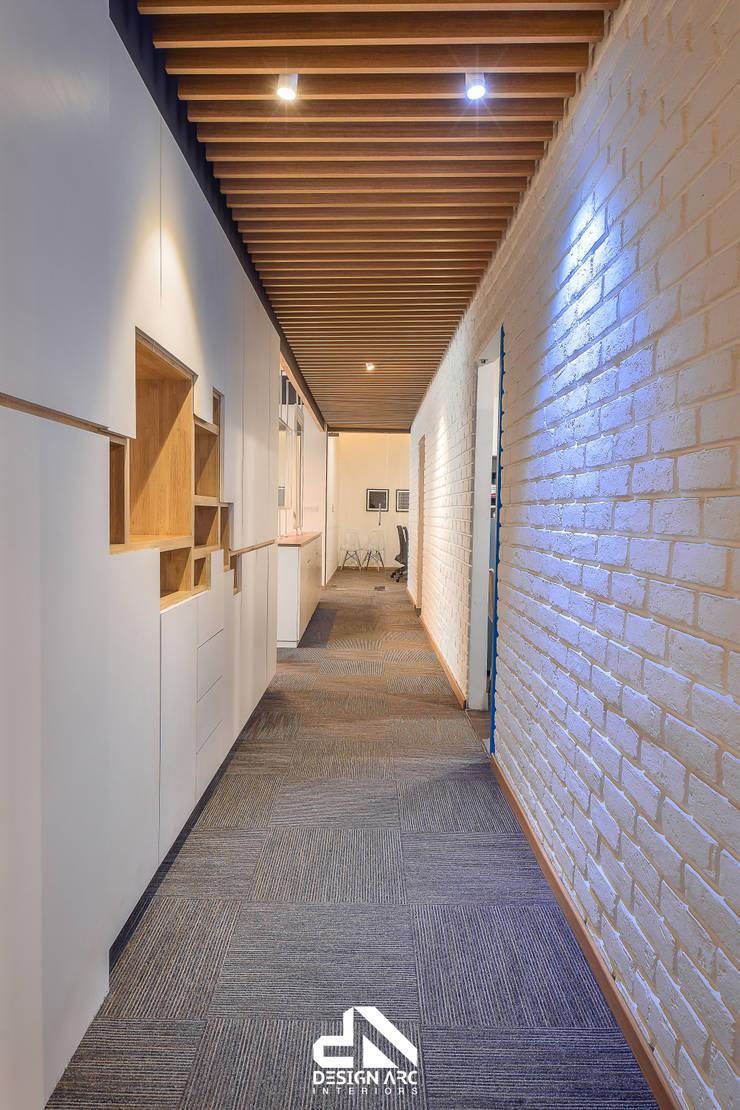 Light, a vital part:   by Design Arc Interiors
