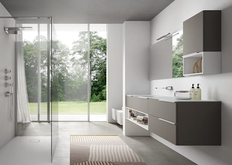 Vasche Da Bagno Moderne : Sostituzione vasca da bagno: prezzi e consigli
