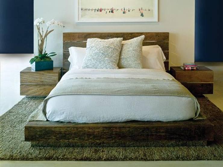 Dormitorios de estilo  por Ale debali study