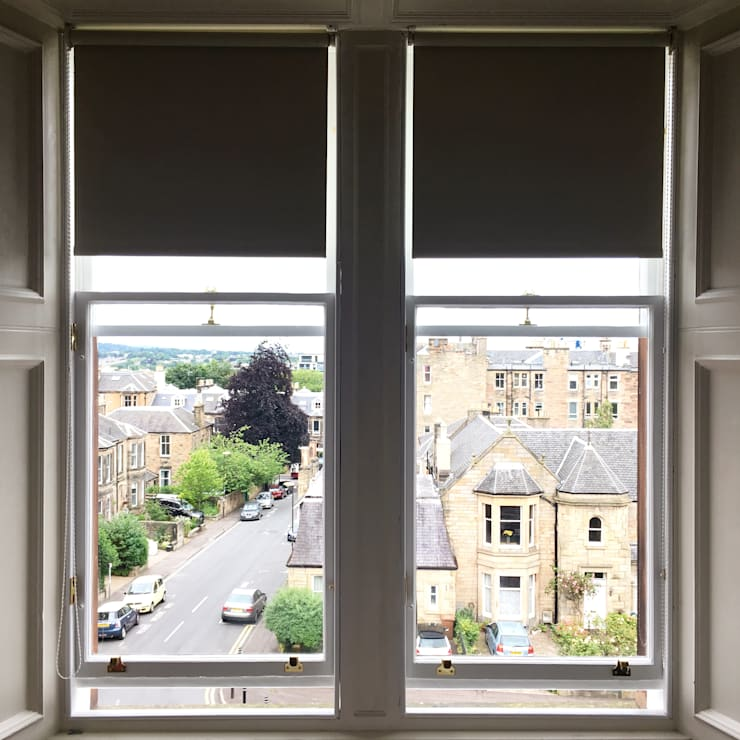 Edinburgh Contractor Ltdが手掛けた窓
