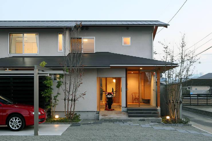 Rumah by 竹内建築設計事務所