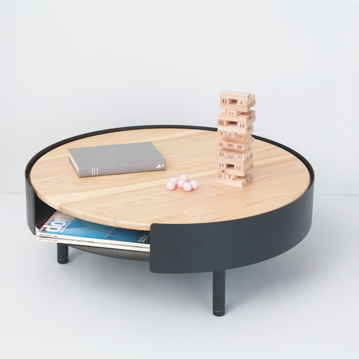 Coco Coffee Table:  Living room by Joe Paine